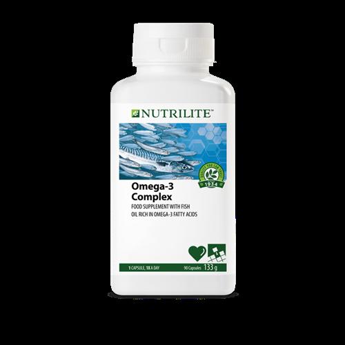 NUTRILITE™ Omega-3 Complex - 90 capsules - Vitamins